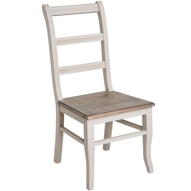 Bath range :Neutral dining chair.