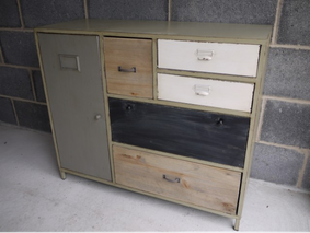 Industrial Storage Cabinet.