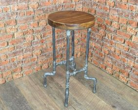 Pipework Water Supply Stool