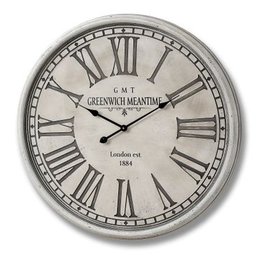 Greenwich wooden Wall Clock.