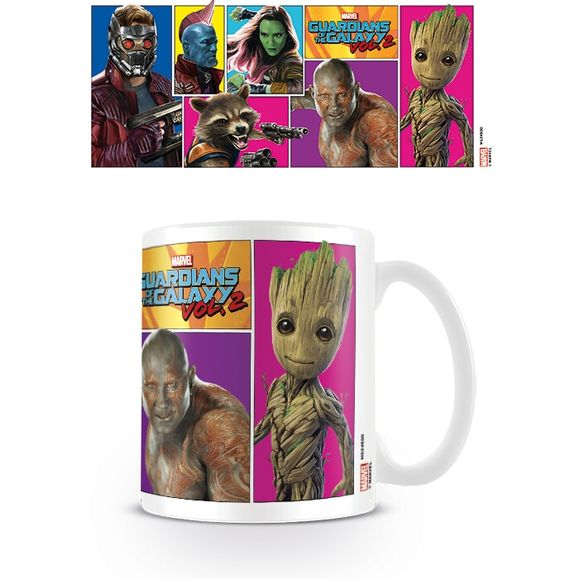 Marvel: Boxed Mug Guardians