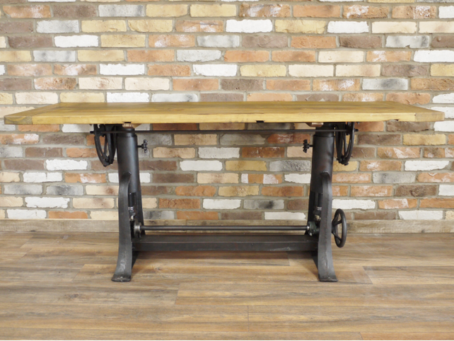 Loft Industrial Table.